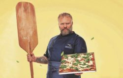 Successo in Tv per Gabriele Bonci con Pizza Hero