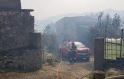 incendio Santa Maria Oliveto