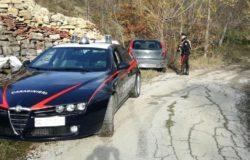 Agnone - Sorpresi a rubare un'auto, due giovani si danno alla fuga. Individuati e denunciati