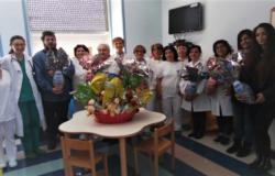 Uova di Pasqua in Pediatria Isernia