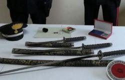 CRONACA - Droga e armi, segnalate quattro persone
