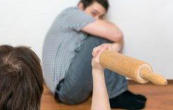 uomini maltrattati dalle donne