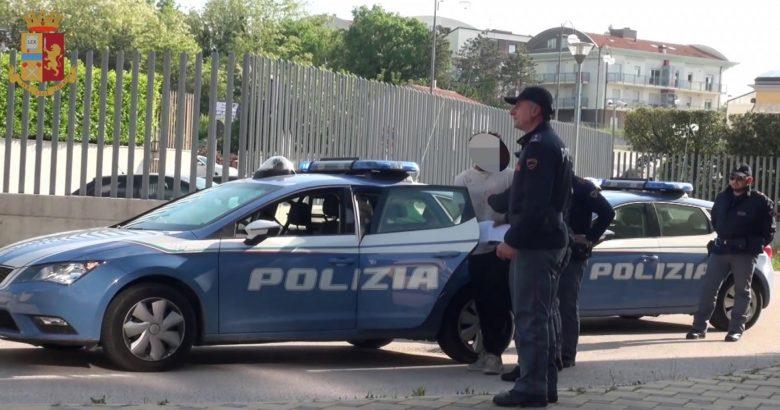 ARRESTO ISERNIA POLIZIA