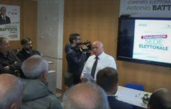 Antonio Battista sede elettorale
