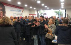 CENTRODESTRA - Inaugurata la sede elettorale, D'Alessandro Massima cura al decoro urbano