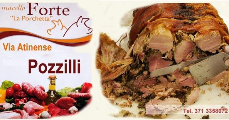 Forte Carni E Salumi La Porchetta