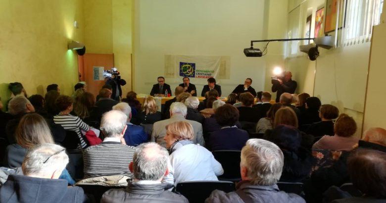 POLITICA - Presentato e firmato il manifesto Si all'Europa per farla