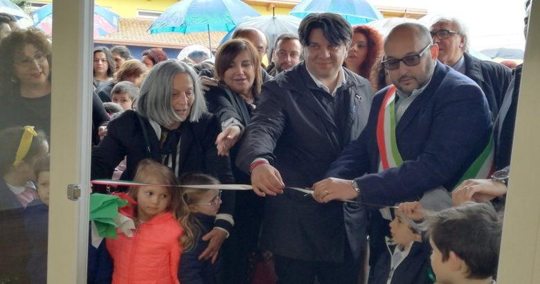 inaugurazione polo scolastico fornelli
