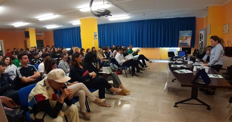 """""""Più Verde, Più Vita"""", la rivista ambientale degli studenti del Majorana Fascitelli di Isernia"""