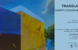 ARTE, Molise, Inugurazione Unimol, mostra personale, Darryn Thomas Ansted