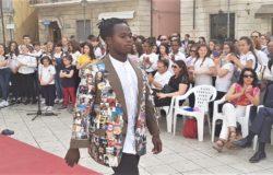 ISERNIA - Recycling Design, un successo l'evento di Smaltimenti Sud e Cuoco-Manuppella in piazza Celestino V