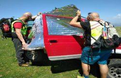 CRONACA - Colta da malore durante escursione, soccorsa 53enne
