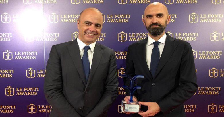 PREMIO - Giuliano Di Pardo avvocato dell'anno nella categoria appalti pubblici