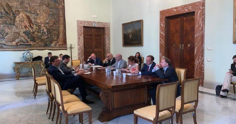 REGIONE - Toma dal sottosegretario Giorgetti È stato un incontro proficuo