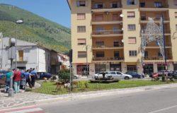 VENAFRO - Largo Paolo Verde, intitolazione al giovane Carabiniere rimasto vittima