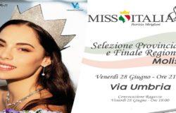 isernia miss italia selezione provinciale finale regionale