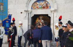 VENAFRO - Processione SS. Martiri, è calato il sipario sulla Festa di San Nicandro