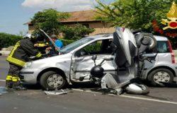 Due incidenti sulla stessa strada, a distanza di poche ore due centauri in ospedale
