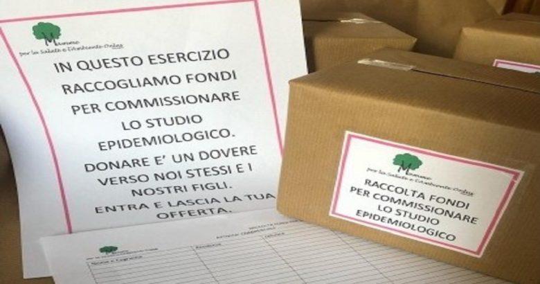 raccolta fondi studio epidemiologico mamme per la salute