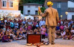 BUSKERS FESTIVAL - A Castel del Giudice due giorni di gran divertimento