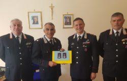 Raffaele Iacuzio comandante dei Carabinieri di Larino promosso tenente colonnello