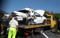 incidente sulla ss 85 venafrana, due feriti in ospedale