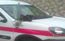 CRONACA - Isernia, ancora pietre e vasi contro i mezzi della Croce Rossa Italiana