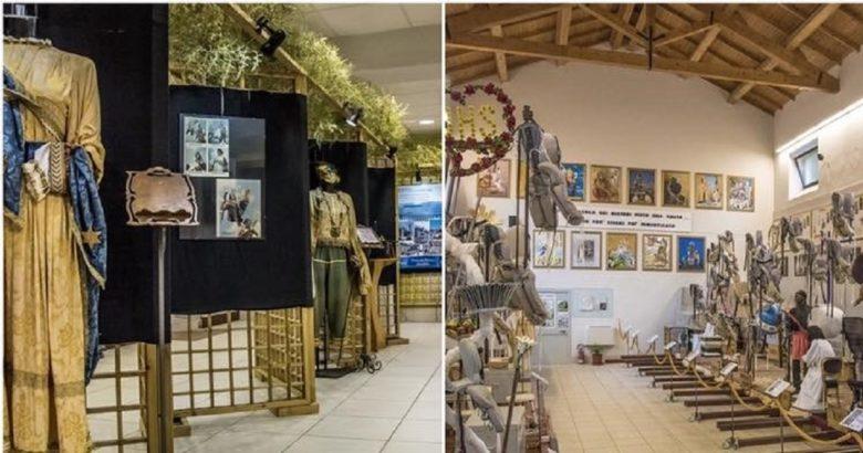 Campobasso Giornate europee Galleria civica, Bibliomediateca e Museo dei Misteri