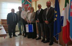 PALAZZO VITALE - Visita di una delegazione cilena, Toma condividere esperienze di cooperazione tra Molise e O'Higgins