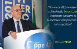 POLITICA, Convention, Forza Italia, Toma, Il centrodestra unito è l'unico orizzonte di buon governo