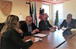VENAFRO - Firmata la convenzione per lo studio epidemiologico, Ricci non siamo la terra dei fuochi