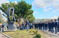 CAMPOBASSO, Poliziotti, in servizio, uccisi, Trieste, cordoglio, famiglie