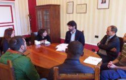 Confronto tra il sindaco Gravina e la Rete del Villaggio ecosolidale