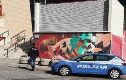 ISERNIA - Danneggiamento murale dell'Auditorium, 25enne denunciato per guida guida in stato di ebbrezza