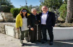 Matteo e Cefaratti in visita alla Comunità Il Girasole di Rotello