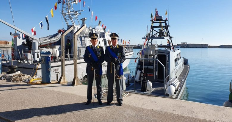 Reparto operativo aereonavale, Termoli, capitano, Gianluca Gennarini
