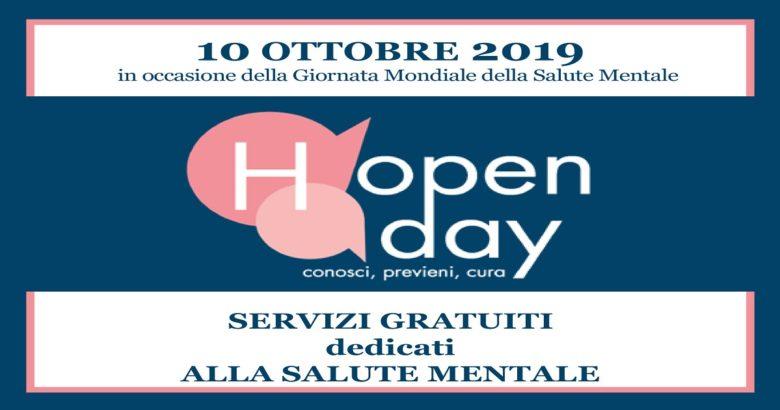 SALUTE - (H)-Open Day, colloqui psicologici gratuiti a pazienti oncologici e loro familiari