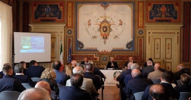 Settimana Nazionale della protezione civile, gestione delle emergenze in Molise