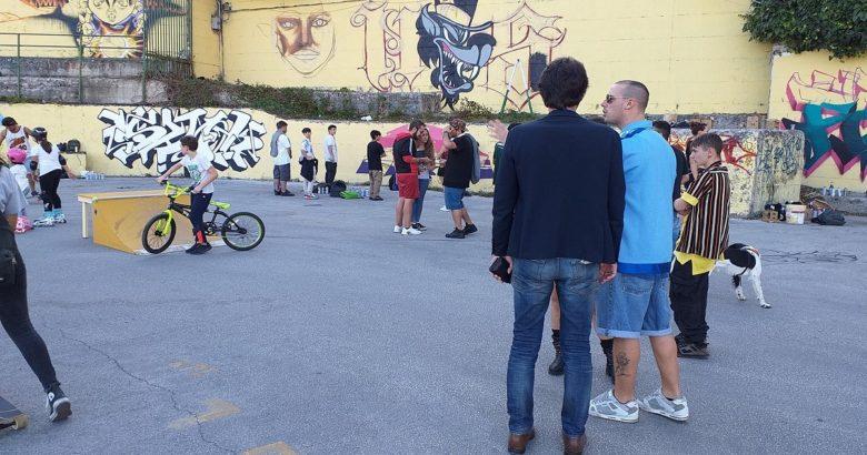 URBAN SPORT DAY - Campobasso, un giorno da sport nel parco virtuale della città