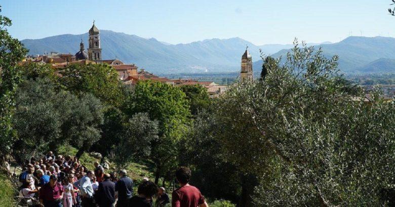 VENAFRO - Turismo è Cultura con la Camminata tra gli olivi grande successo per la manifestazione nazionale