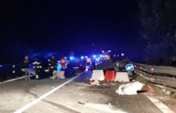 incidente stradale bojano morto feriti gravissimi