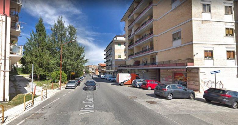 COMITATO DI QUARTIERE, Campobasso, riapertura, chiesetta, via G.B. Vico