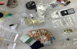 CRONACA - Market della droga sequestri, un arresto e tre denunce