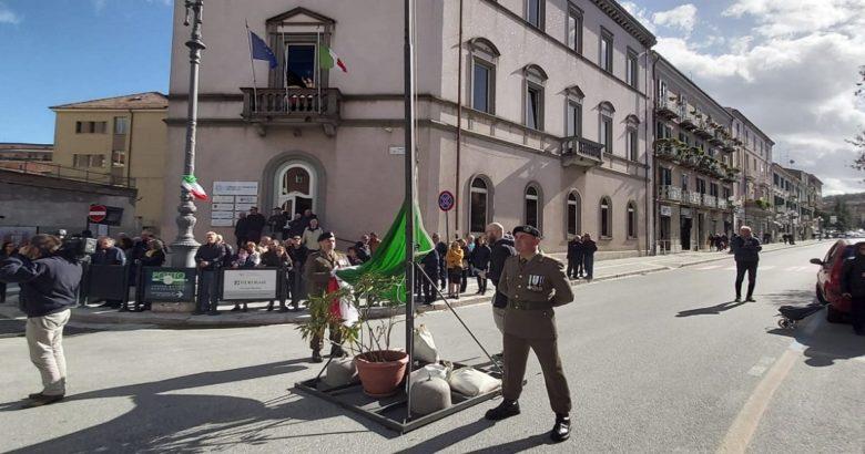 """""""Giorno dell'Unità Nazionale e Giornata delle Forze Armate"""", la cerimonia a Campobasso"""