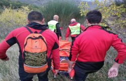 68enne scomparso, ritrovato tra le campagne e i boschi