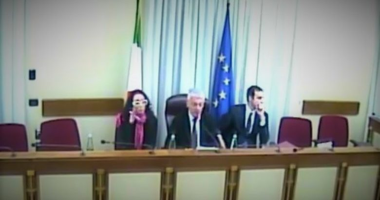 ANTIMAFIA - L'on. Occhionero in Commissione d'inchiesta, audizione secretata sull'arresto di Nicosia (il video)