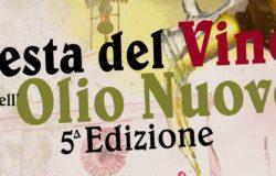 Festa del Vino e dell'Olio Nuovo, tutto pronto a San Giacomo