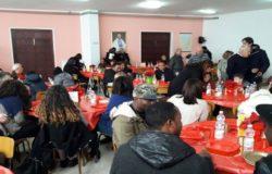 PRANZO DI NATALE COMUNITà SANT'EGIDIO ISERNIA
