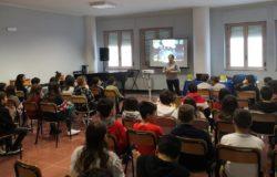 PROGETTO WASTE TRAVEL 360° - Campobasso, incontro con la scuola Montini Il rifiuto come risorsa per tutelare il mondo