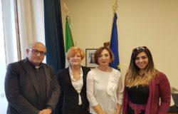 PUNTO NASCITA TERMOLI - Incontro a Roma guidato dall'ex deputata Venittelli col Sottosegretario di Stato alla Salute Sandra Zampa